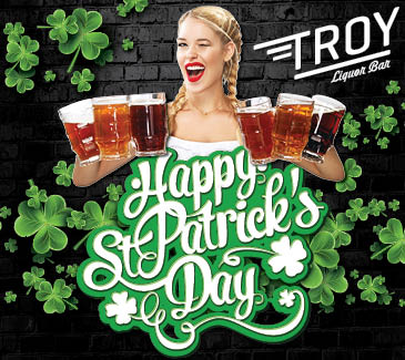 Troy St. Patrick's Day Party