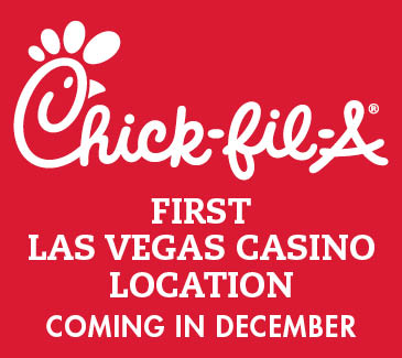 Chick-fil-A Coming in December to Golden Nugget Las Vegas