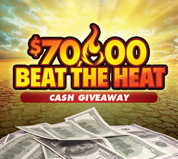 Cash Giveaway at the Golden Nugget Casino in Laughlin, NV