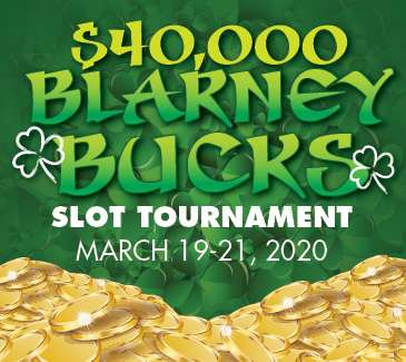 March Slot Tournament at the Golden Nugget Casino in Laughlin, NV
